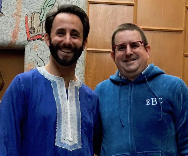 Two Rabbis Purim
